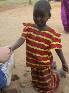 Yoruba greeting female